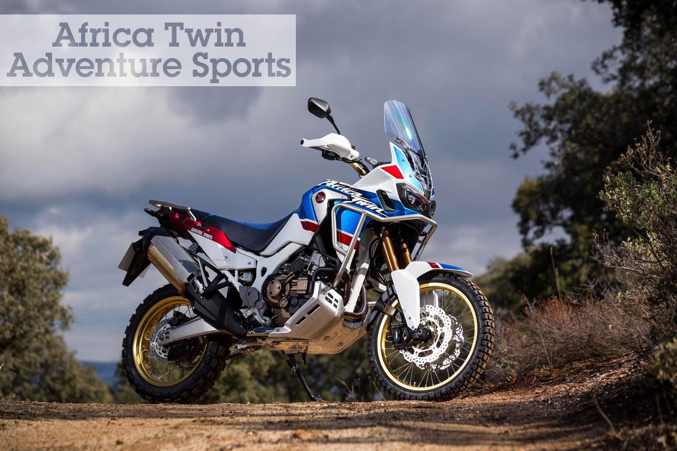 Honda Africa Twin Adventure Sports CRF1000L