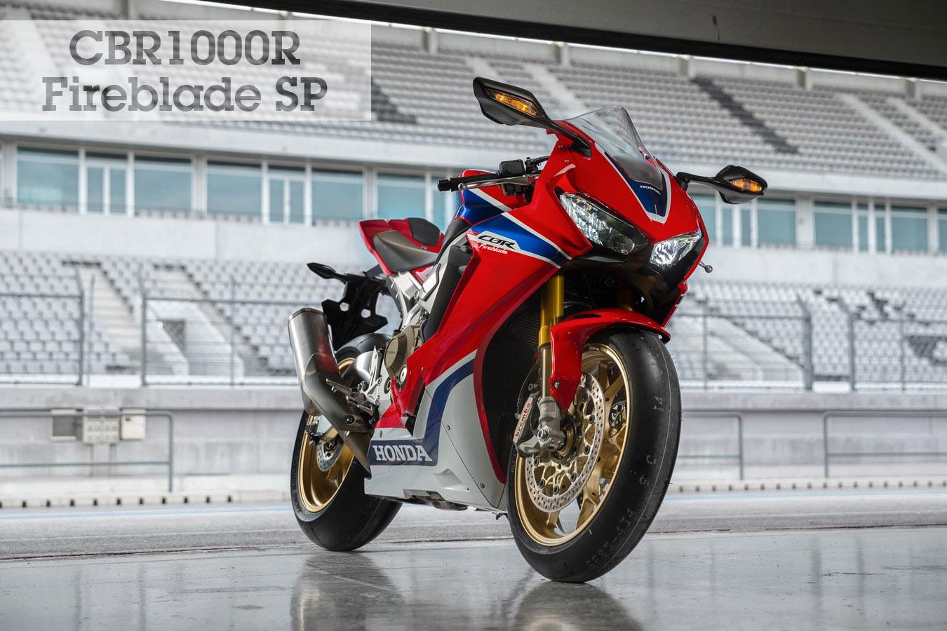Honda CBR1000R Fireblade SP