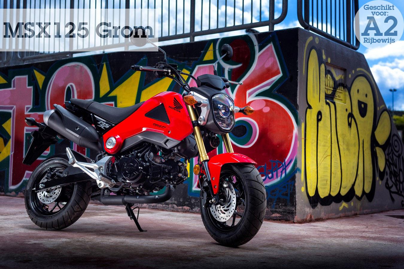 Honda grom msx125
