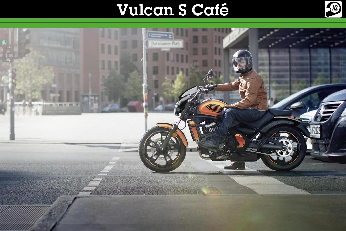 Kawasaki Vulcan S Café