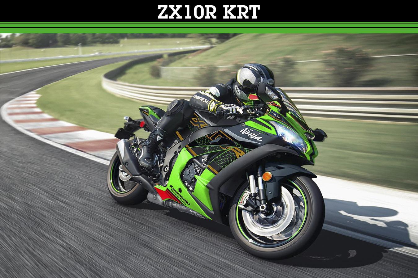 Kawasaki ZX10R KRT