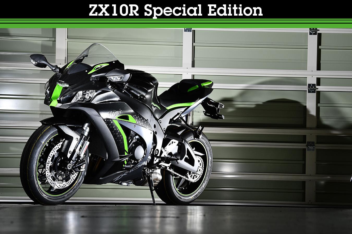 Kawasaki ZX10R SE