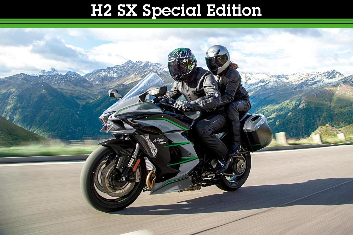 Kawasaki HS2 SX SE Special Edition