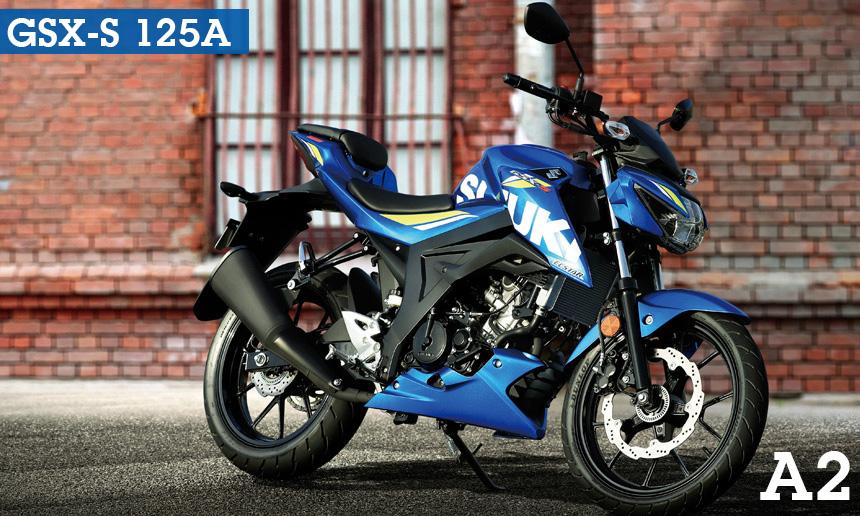 Suzuki GSX-S 125A