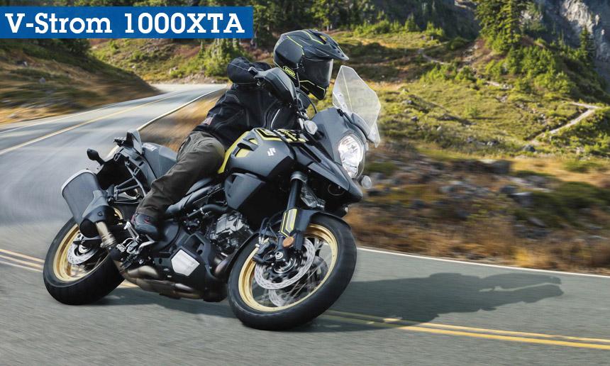 Suzuki V-Strom 1000XTA