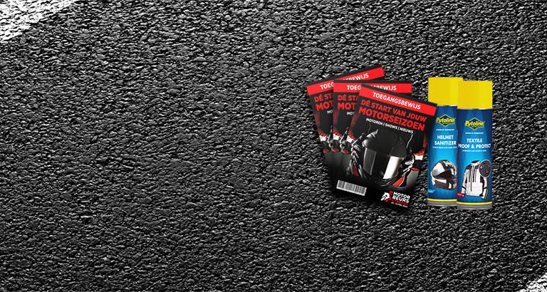 Tickets MOTORbeurs 2020